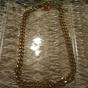 LADY'S CURB NECKLACE